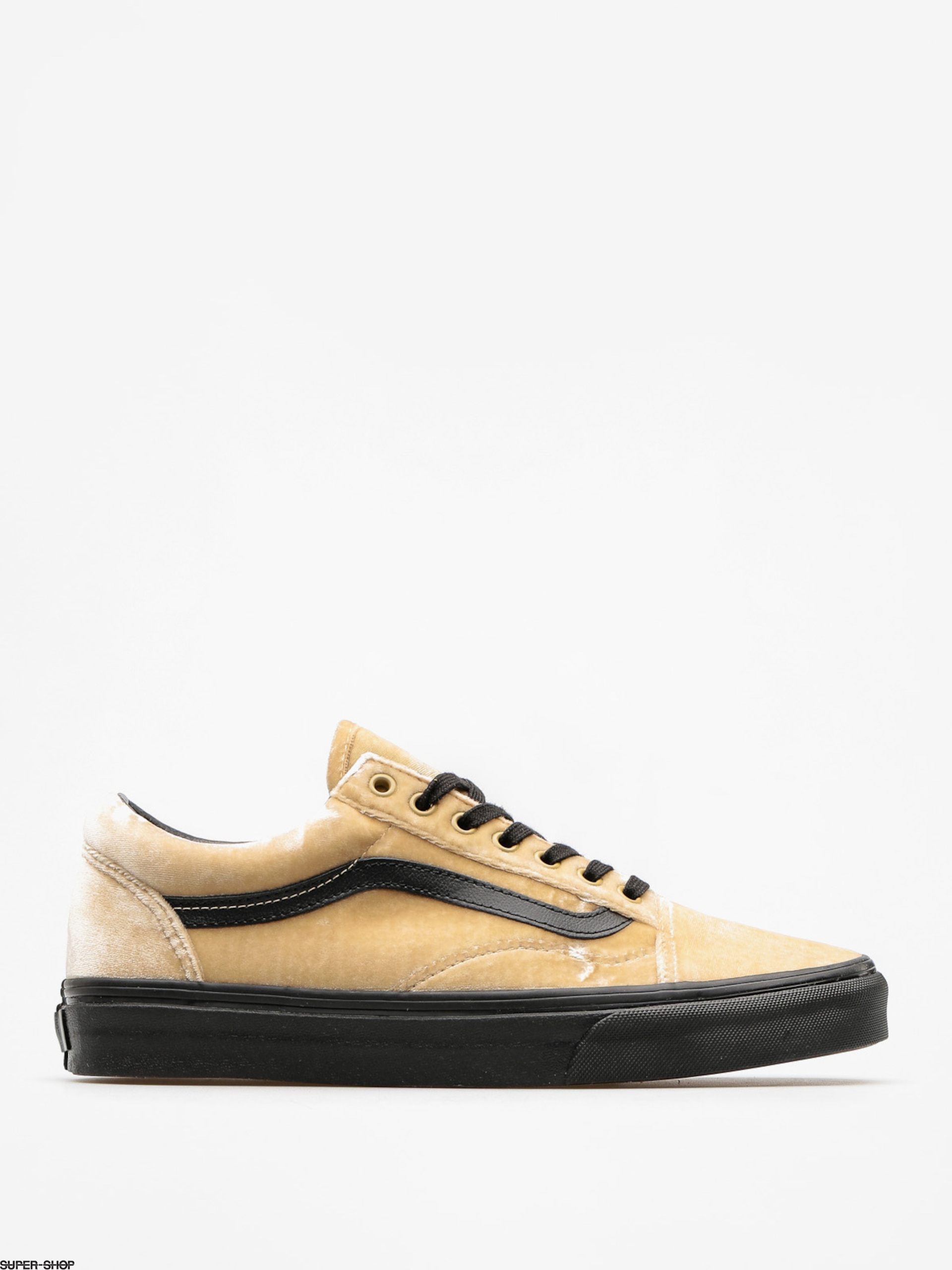 Vans Shoes Old Skool (velvet/tan/black)