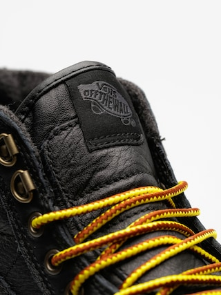 Vans Schuhe Sk8 Hi Mte (mte/black/leather/gum)