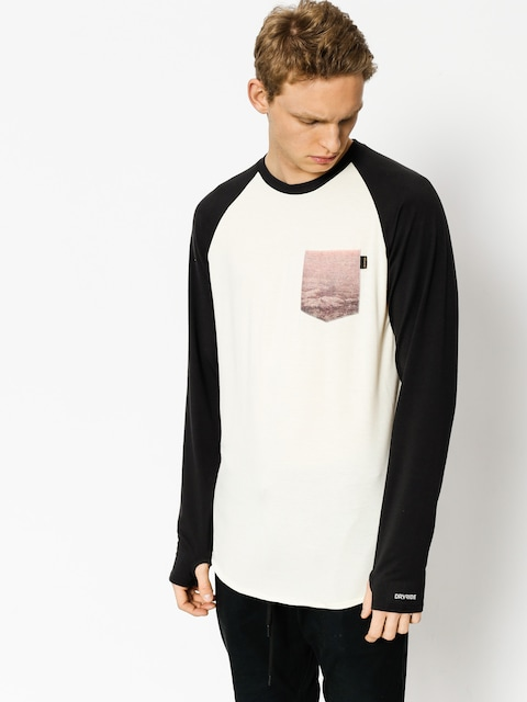 Burton Funktions-Longsleeve Roadie Tech T (smoke rings)