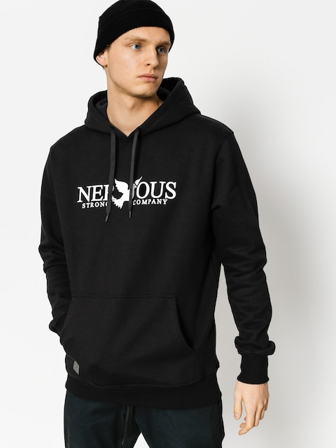 Nervous Hoodie Classic HD (black)