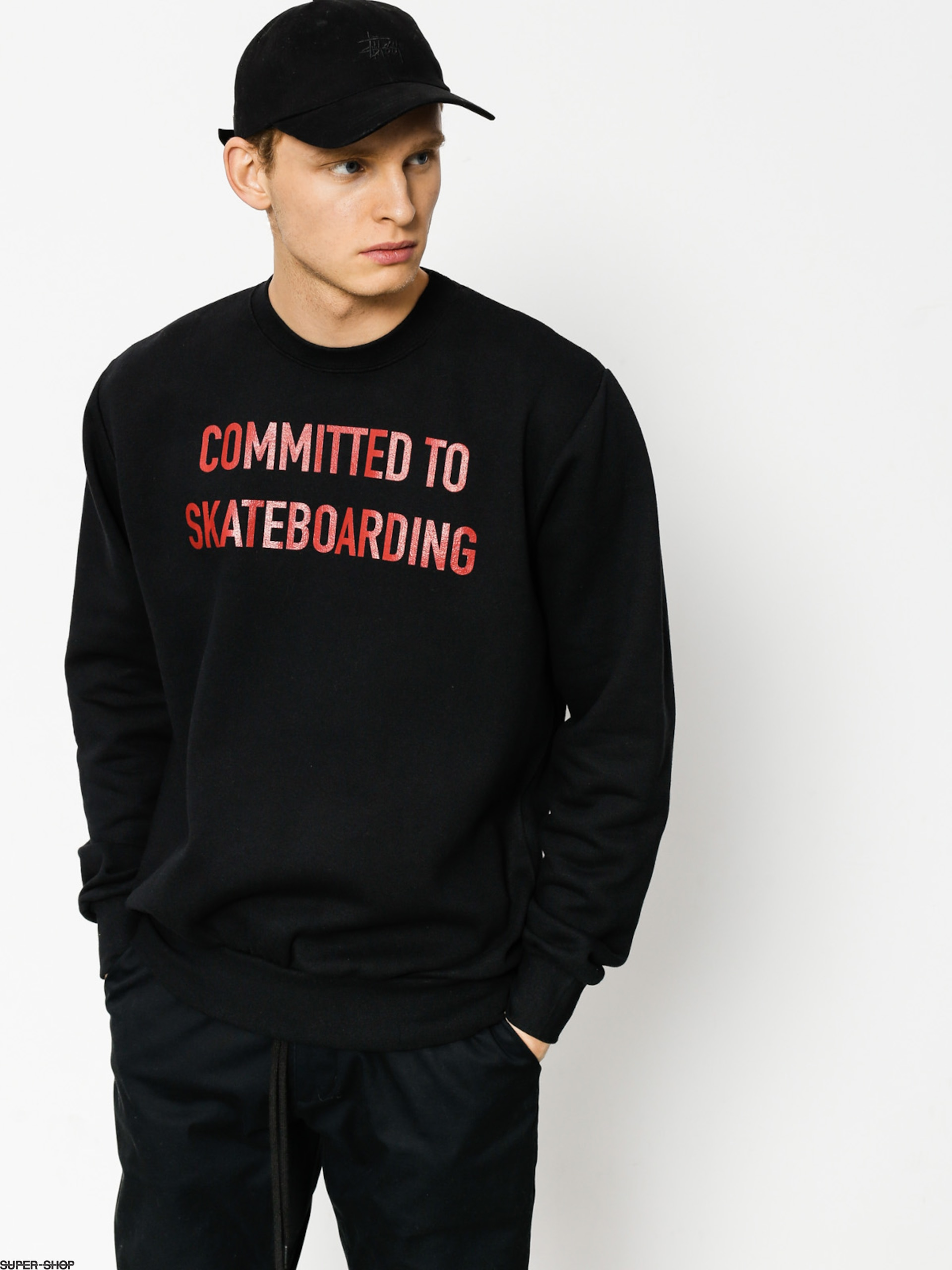 Circa Sweatshirt Committed