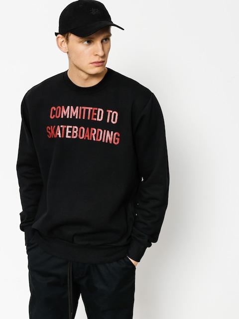 Circa Sweatshirt Committed (black)