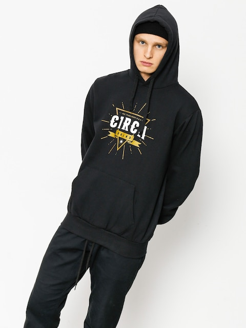 Circa Hoodie League HD (black)
