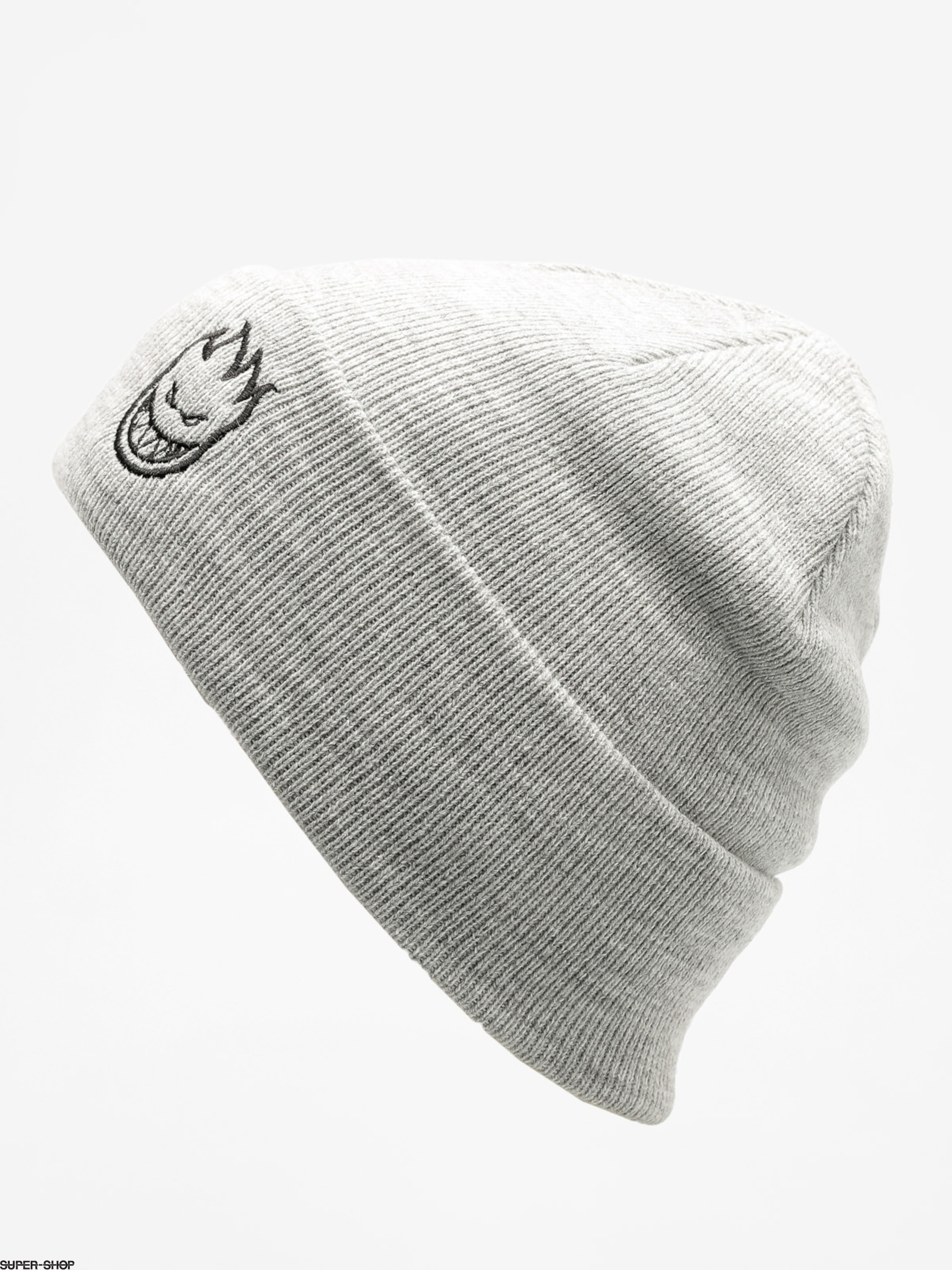 27247afb5 Spitfire Beanie Beanie Big Head Emb (grey/black)