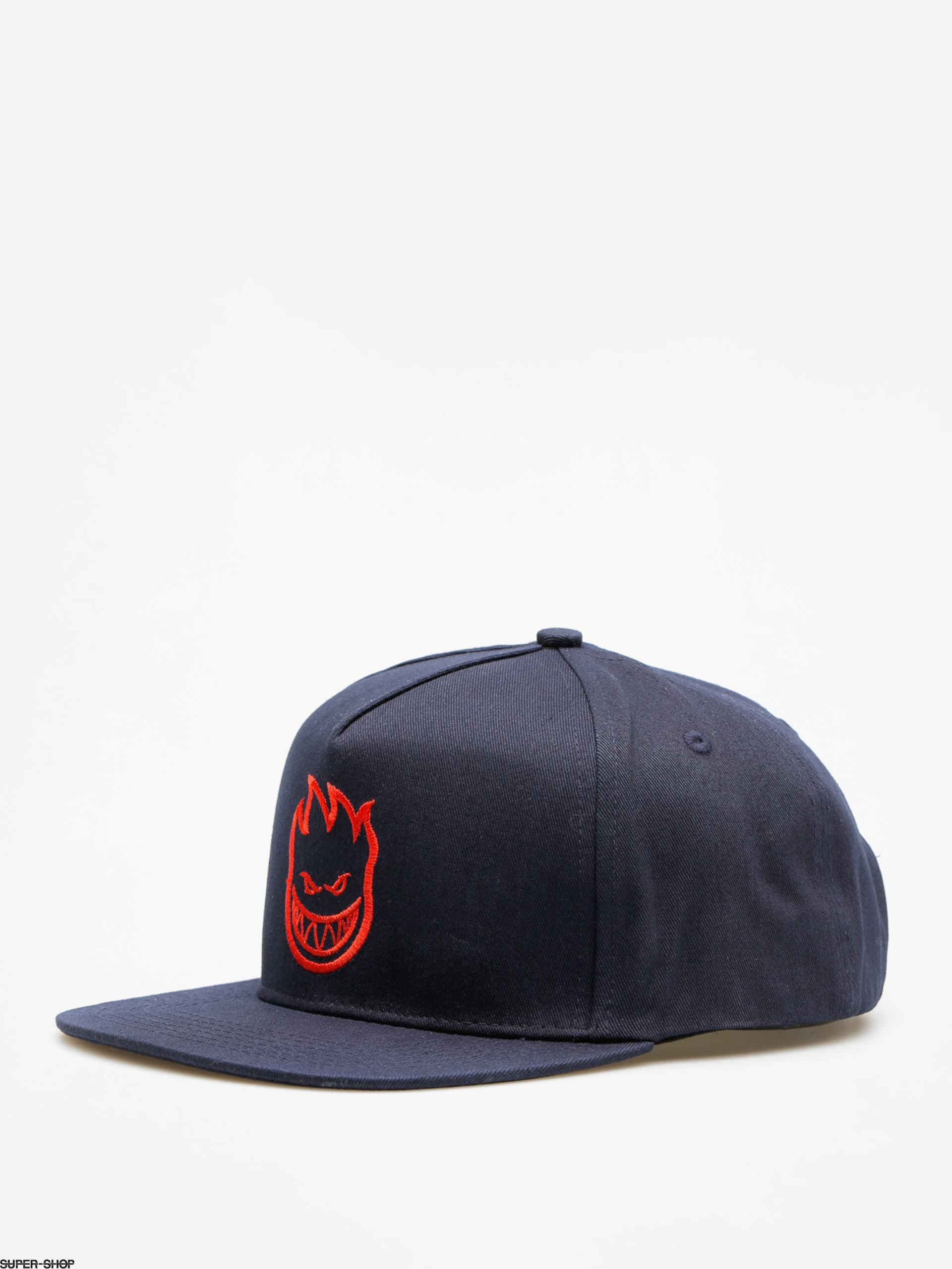 Spitfire Cap Big Head Snpbk ZD (navy/red)