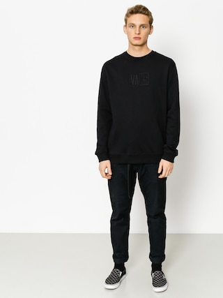 Vans Sweatshirt Mono Fifty Fifty (black)