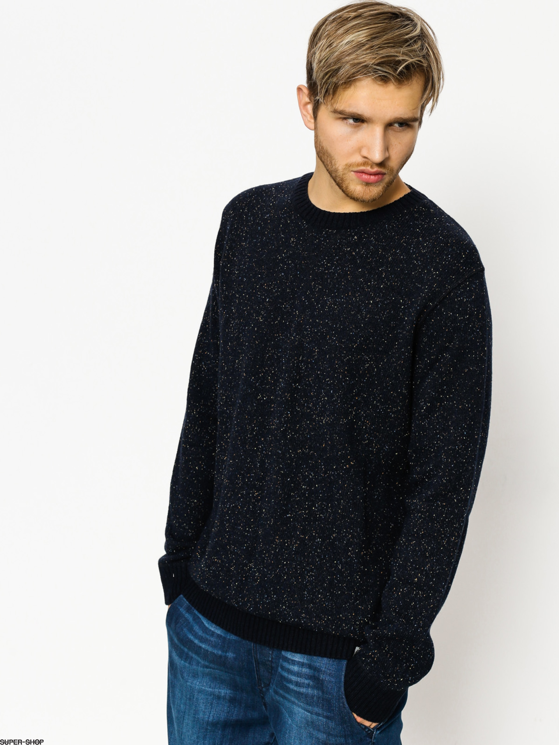 Element Sweater Kayden (eclipse navy)