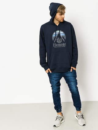Element Hoodie Tri Tip HD (eclipse navy)