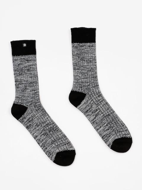 Element Socks Lobby H R (black marble)