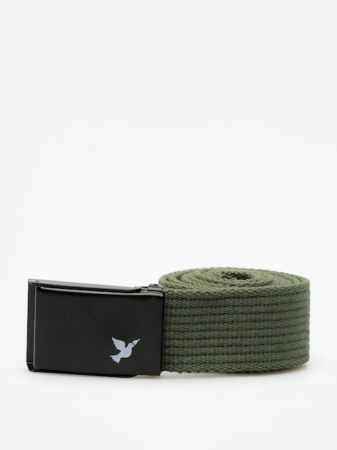 Nervous Belt Icon (olive)