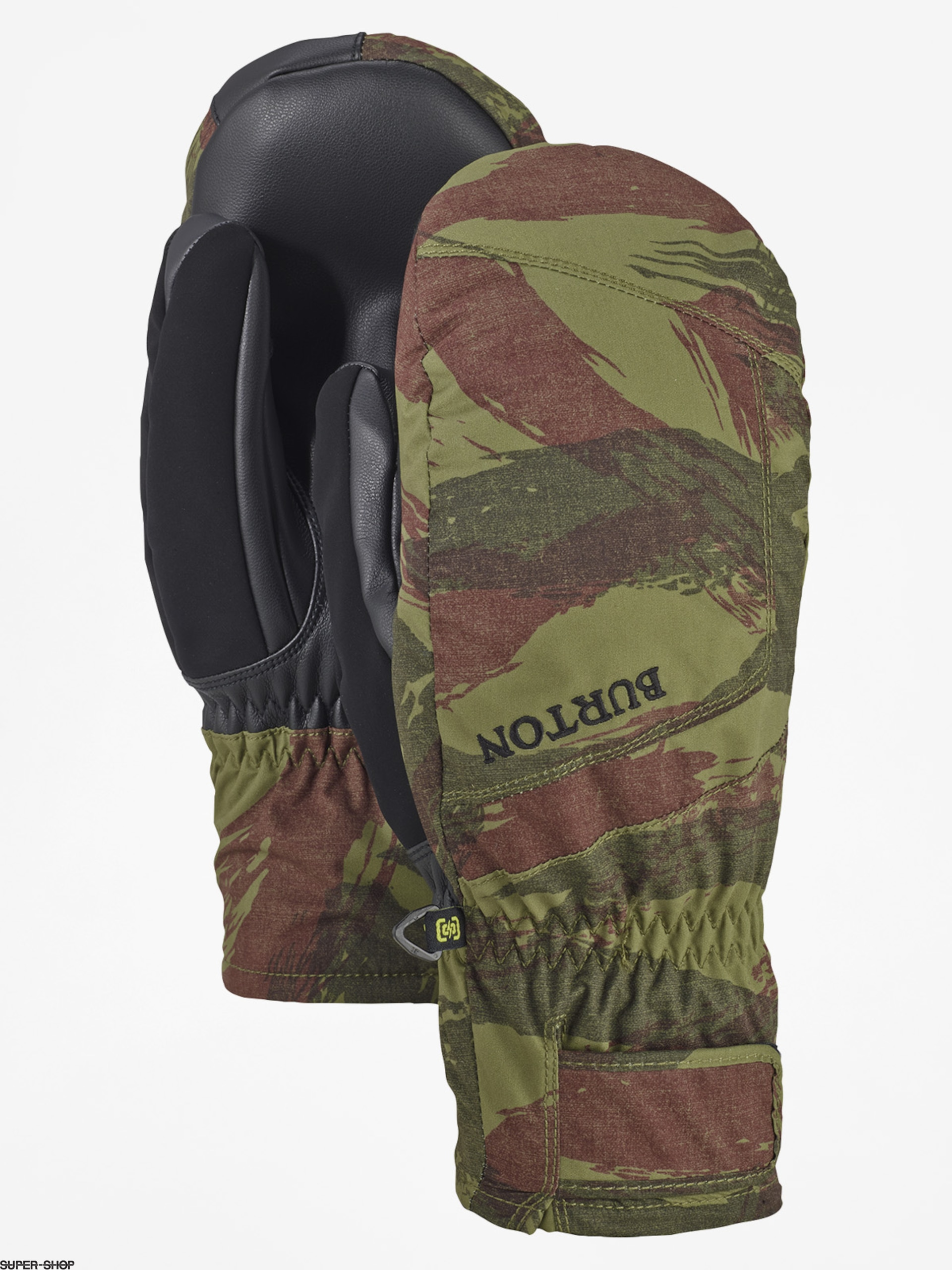 Burton Gloves Profile Undmtt (brush camo)