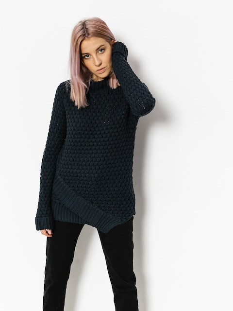 Element Sweater Burn Wmn (eclipse navy)