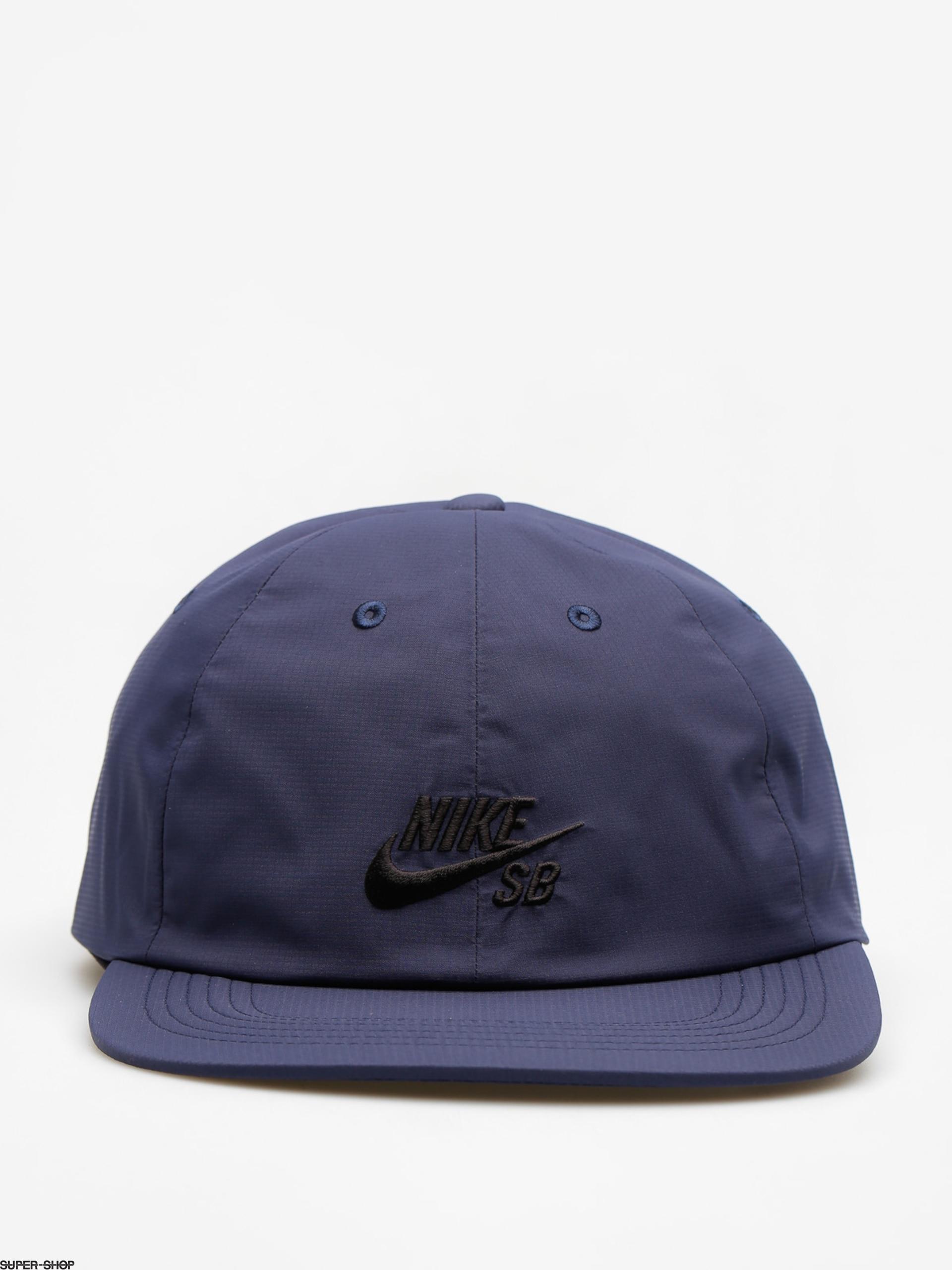 1627b09b254f7 Nike SB Cap H86 Cap Sb Waterproof (obsidian obsidian black)