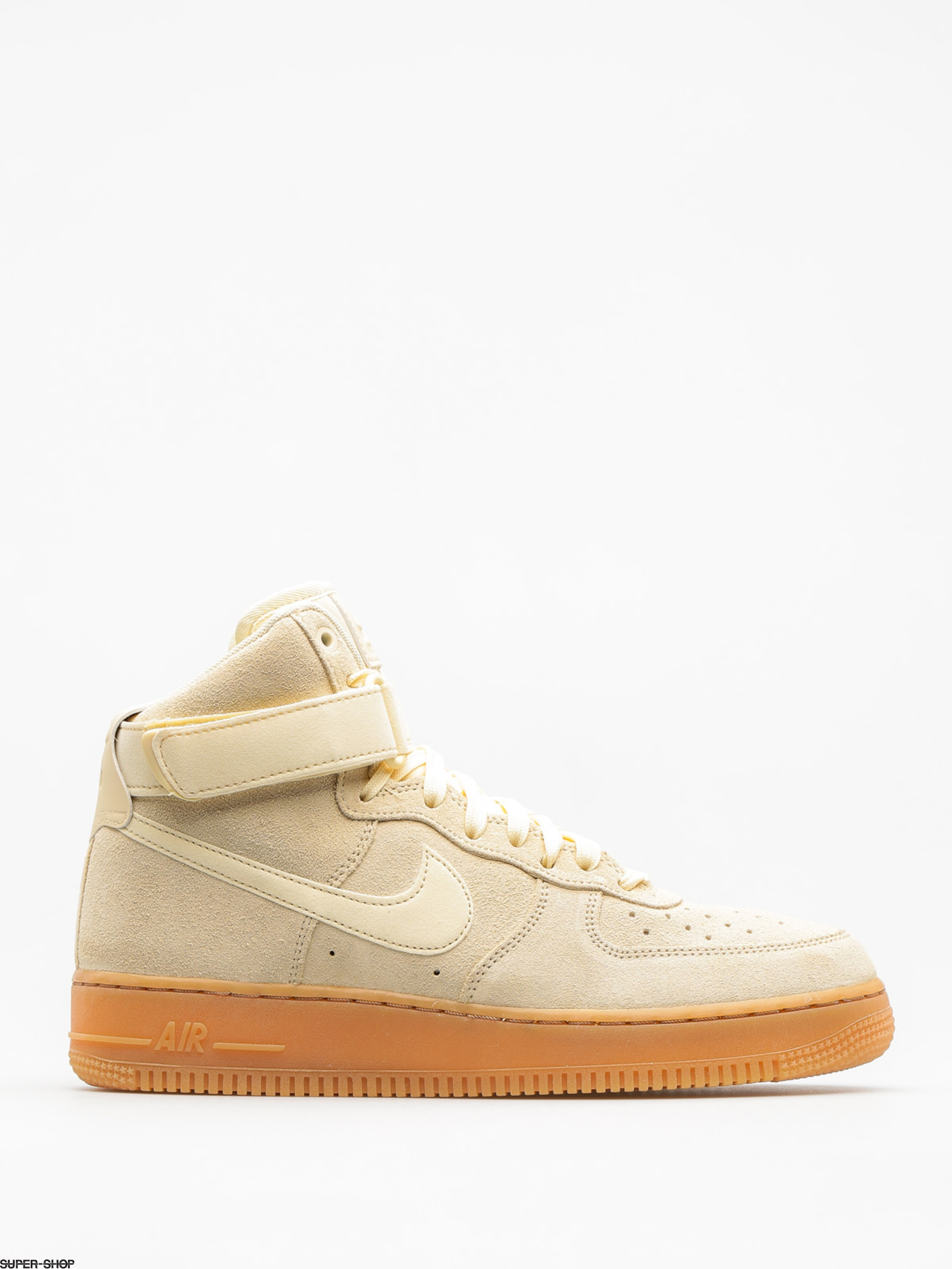 Nike Shoes Air Force 1 High 07 Lv8 (muslin/muslin gum med brown ivory)