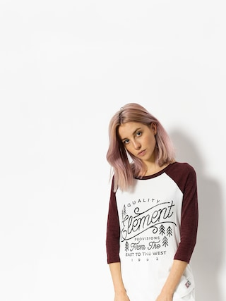 Element T-Shirt Marie Wmn (napa red)