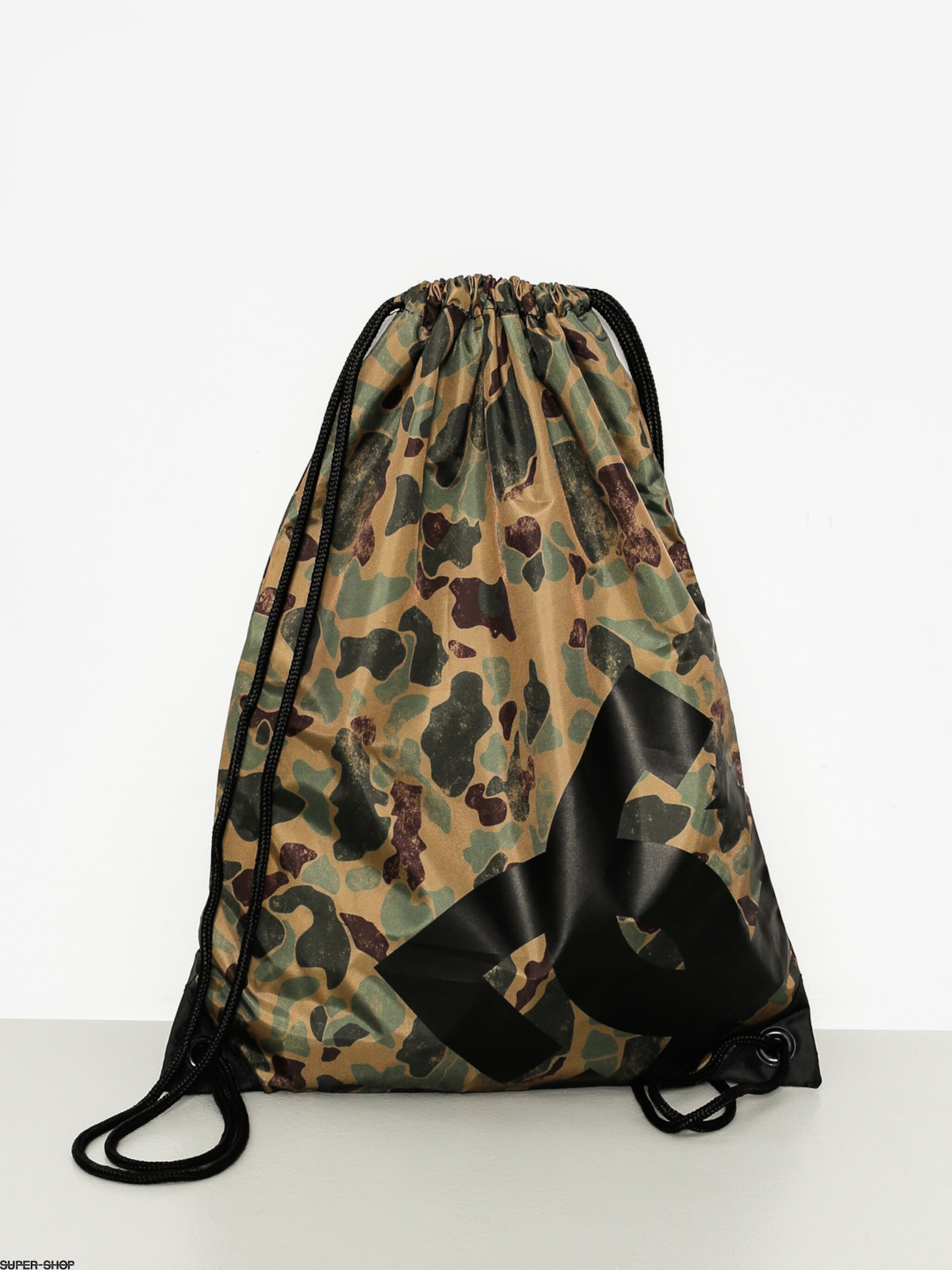 DC Backpack Cinched (duck camo)