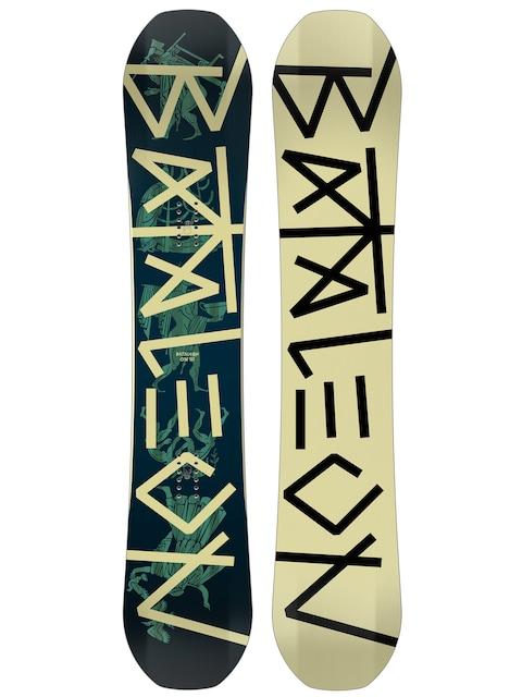 Bataleon Snowboard Global Warmer (creme/black)