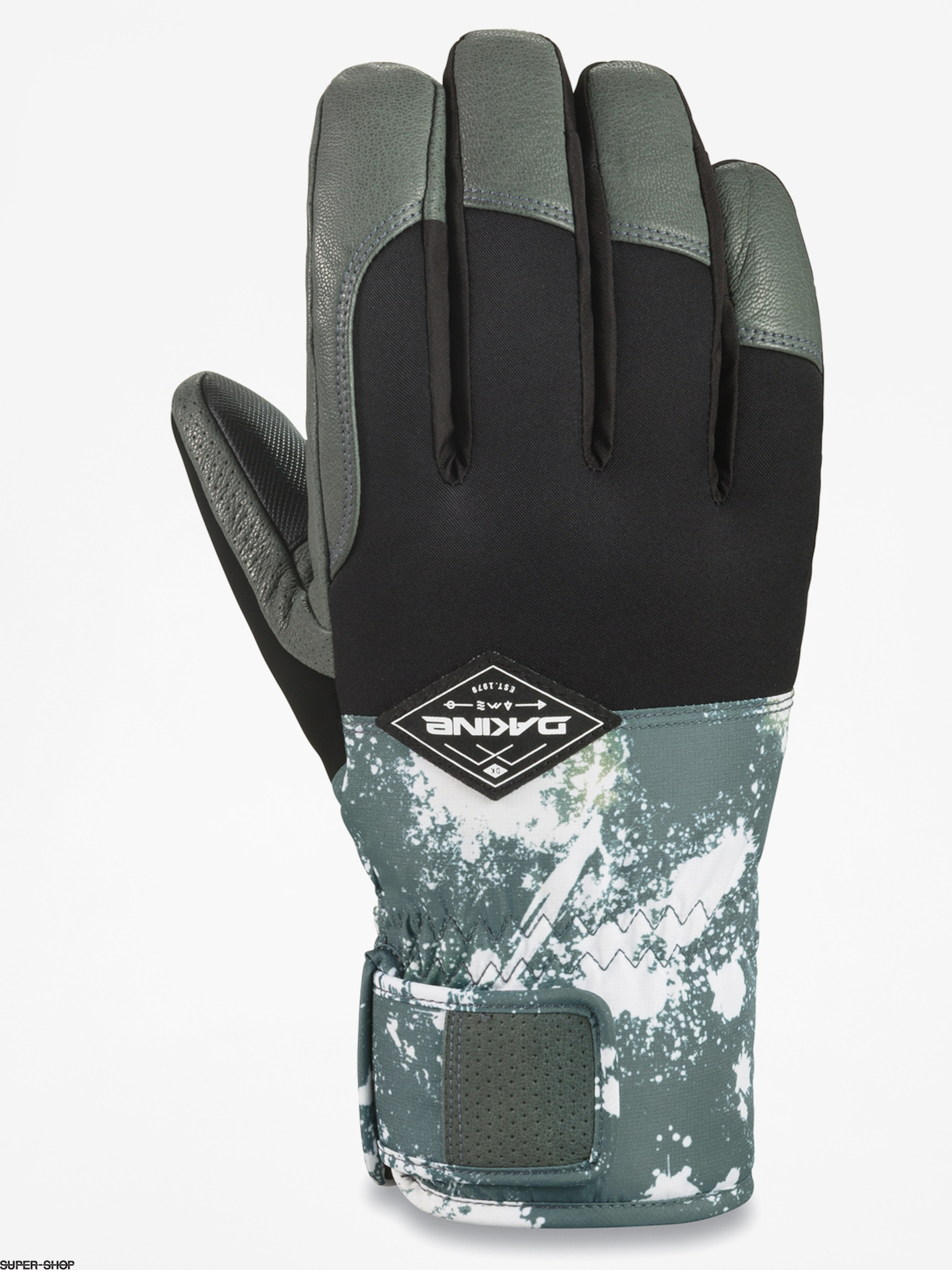 Dakine Gloves Charger (splatter)