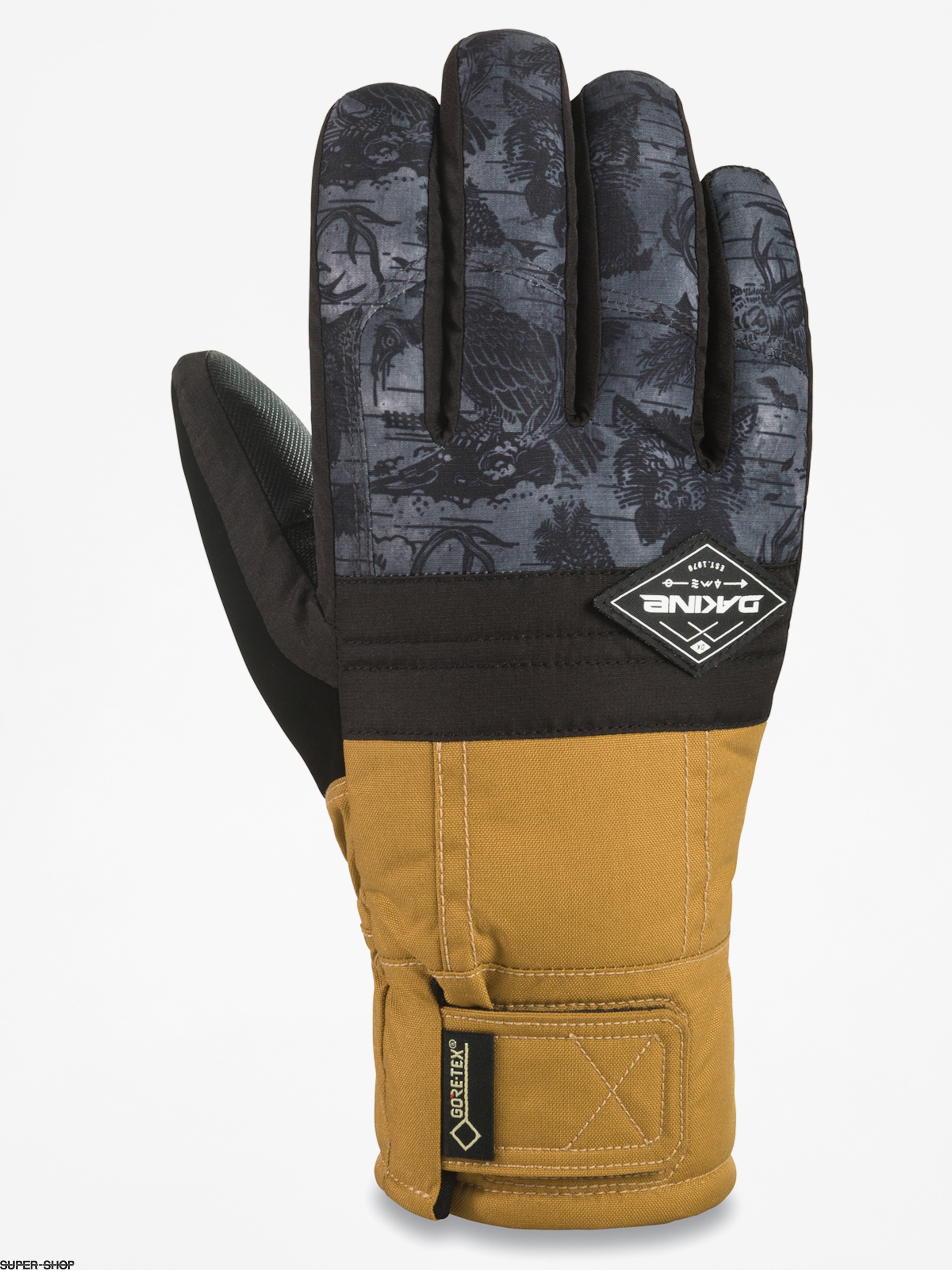 Dakine Gloves Bronco (watts)