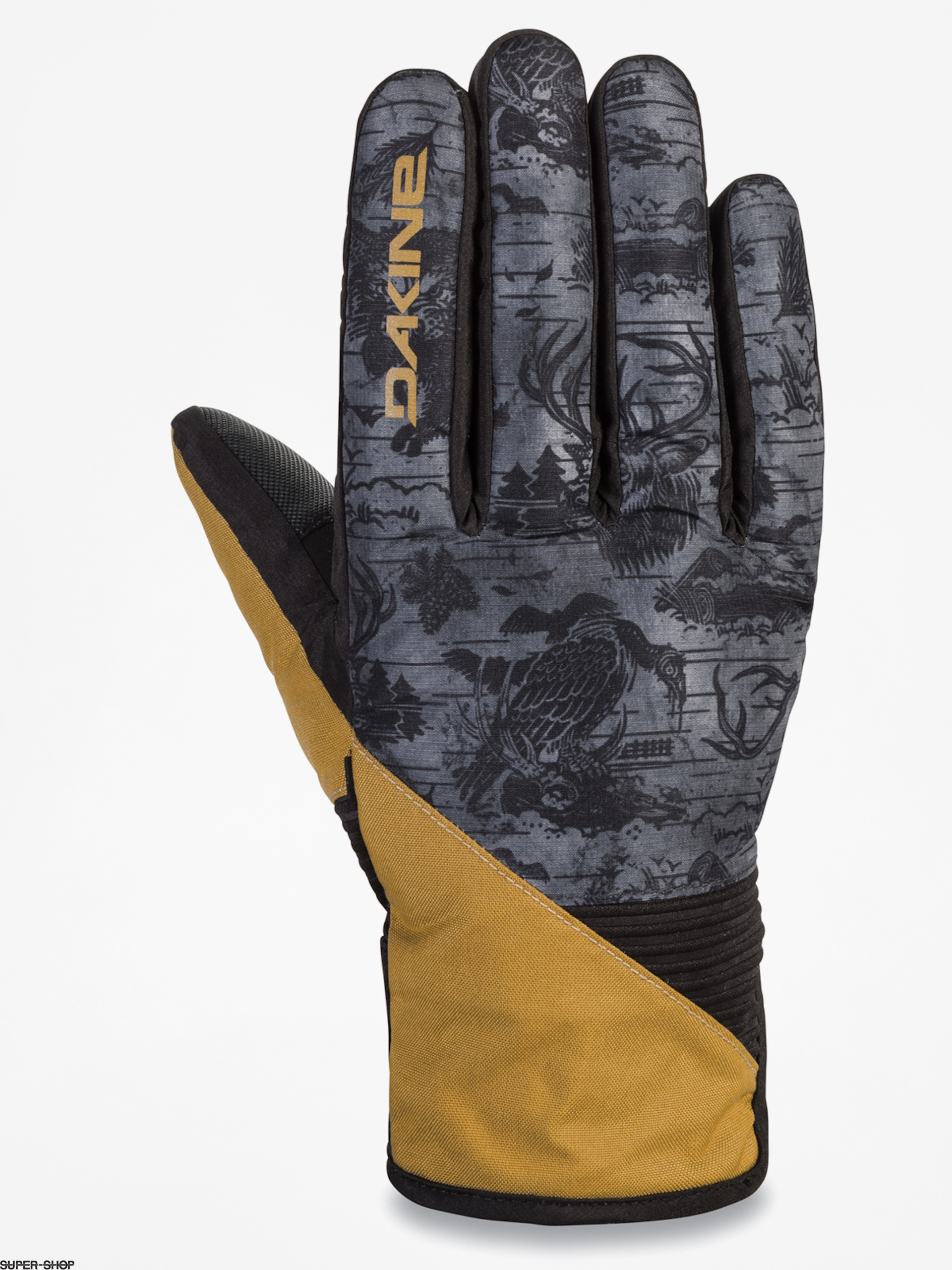 Dakine Gloves Crossfire (watts)