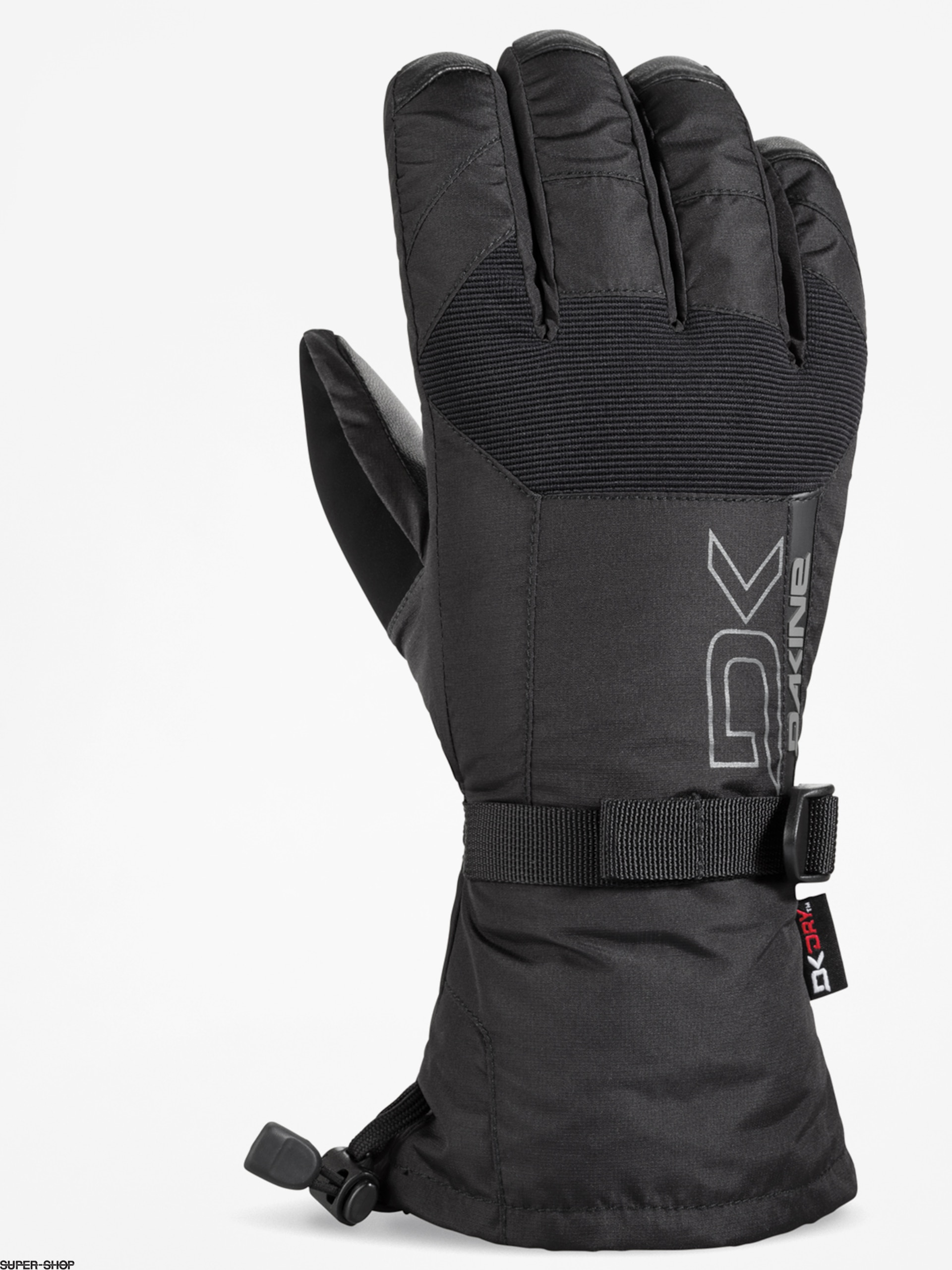 Dakine Gloves Leather Scout (black)