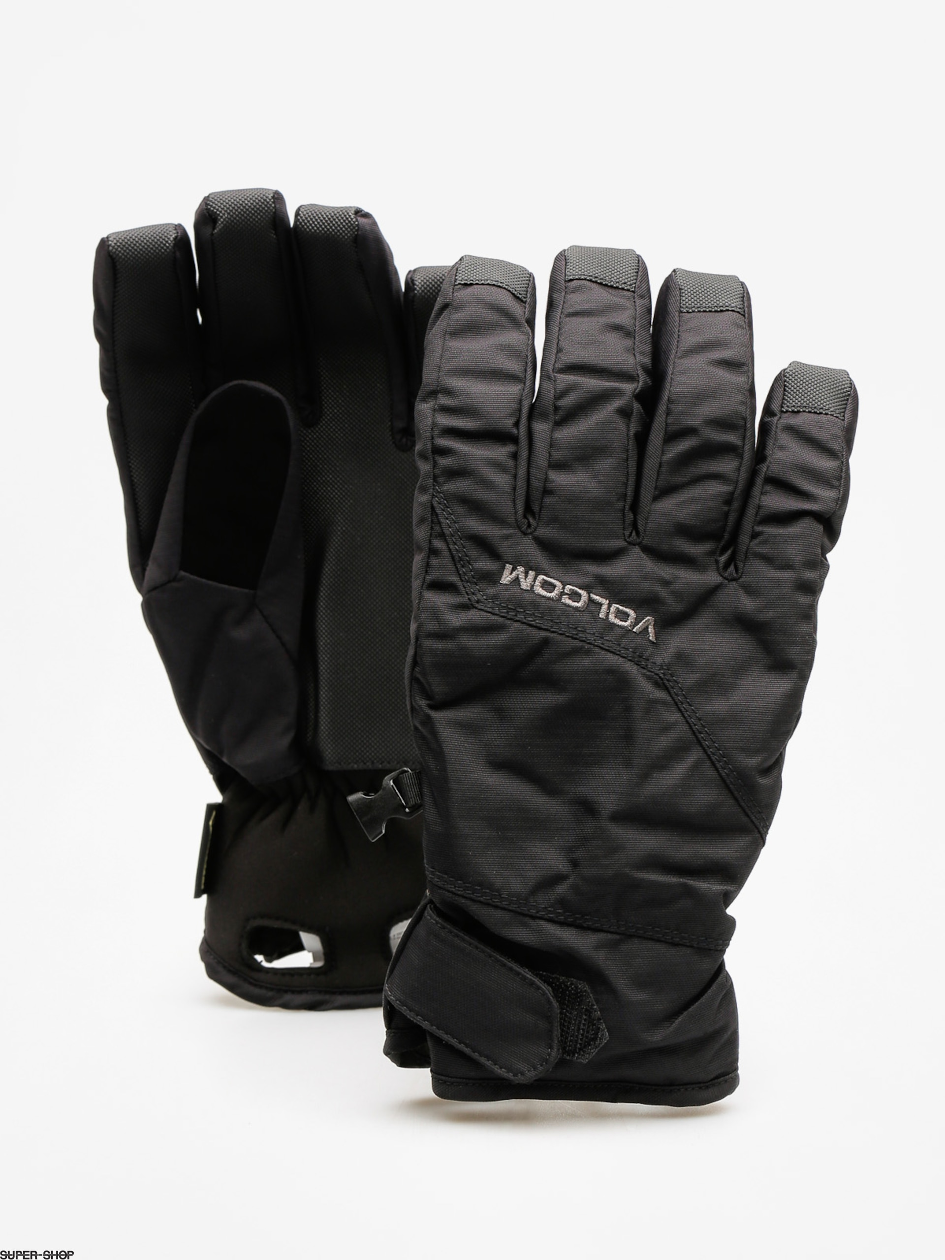 Volcom Gloves Cp2 Gore Tex (blk)