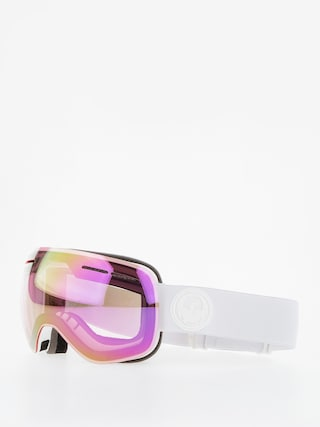 Dragon Goggles X1s (whiteout/lumalens pink ion/dark smoke)