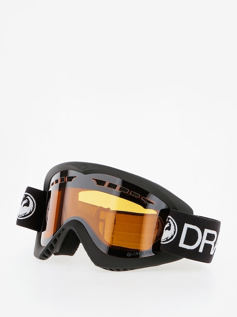 Dragon Goggles DX (black/lumalens silver ion)
