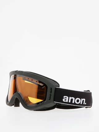 Anon Goggles Tracker (black/amber)