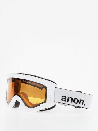 Anon Goggles Tracker (white/amber)