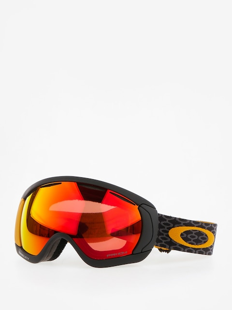 Oakley Goggles Canopy (skygger black orange/prizm snow torch iridium)