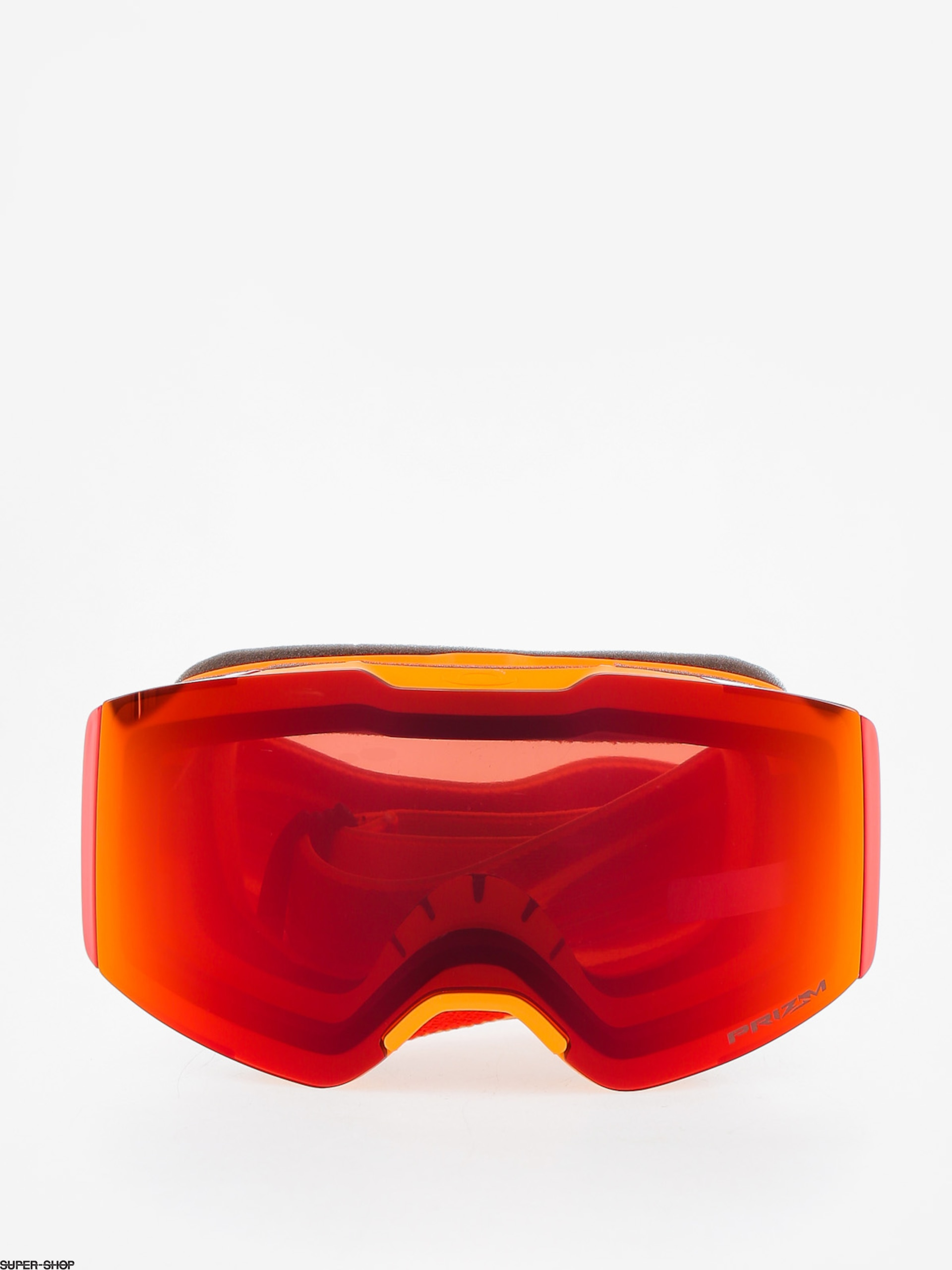 8933260f65cf1 Oakley Goggles Fall Line (neon orange prizm snow torch iridium)