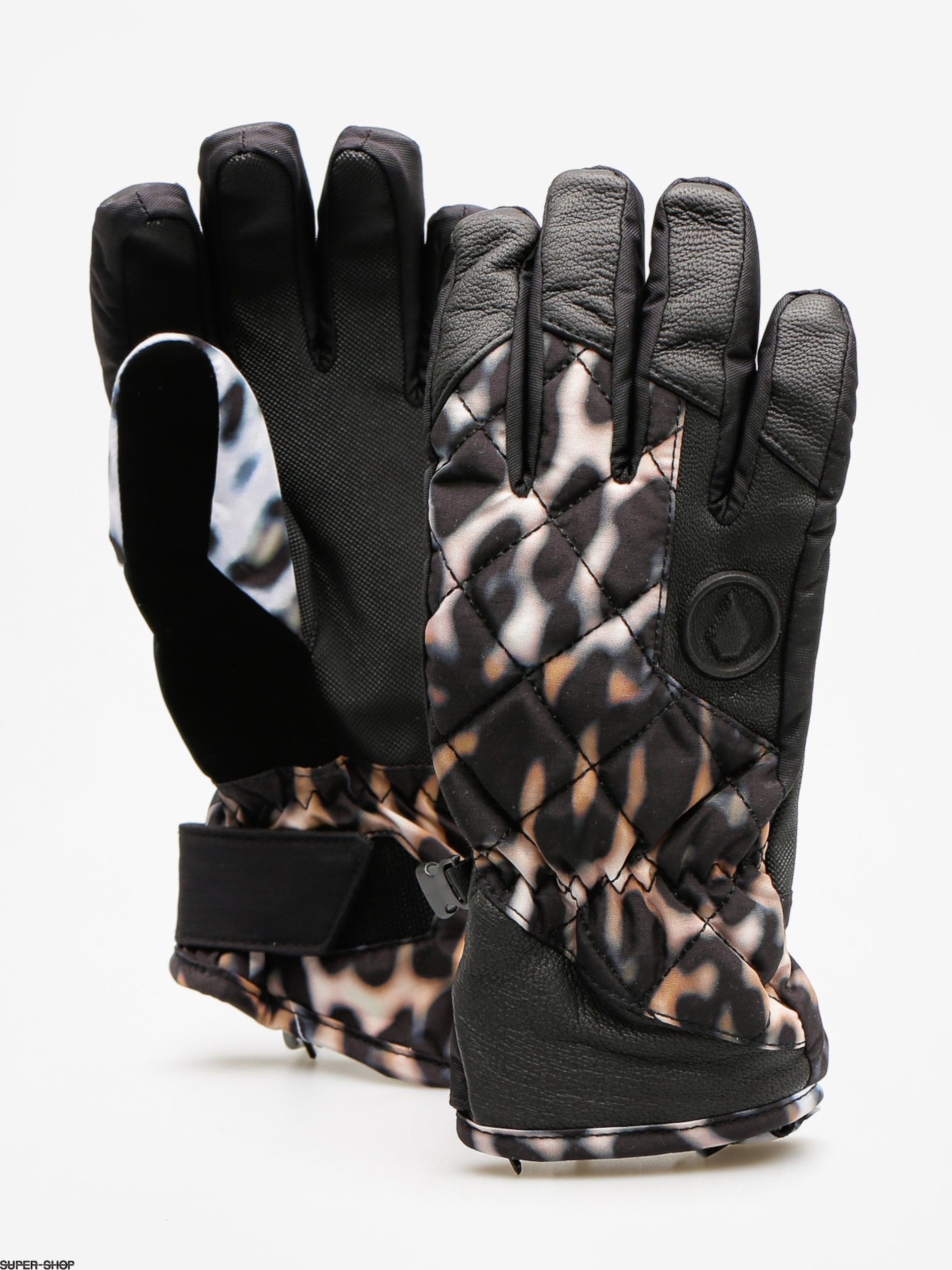 Volcom Gloves Tonic Wmn (che)