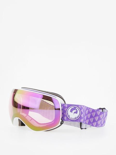 Dragon Goggle X2s (amp/lumalens pink ion/dark smoke)