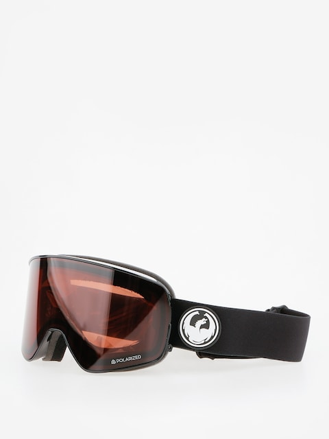 Dragon Goggles NFX2 (black/lumalens polarized)