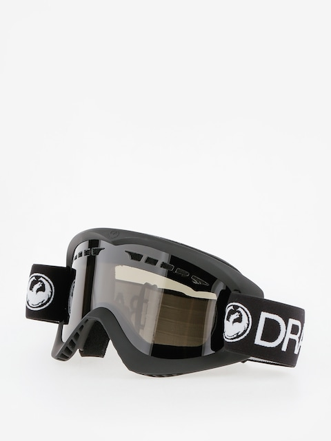 Dragon Goggles DX (black/dark smoke)