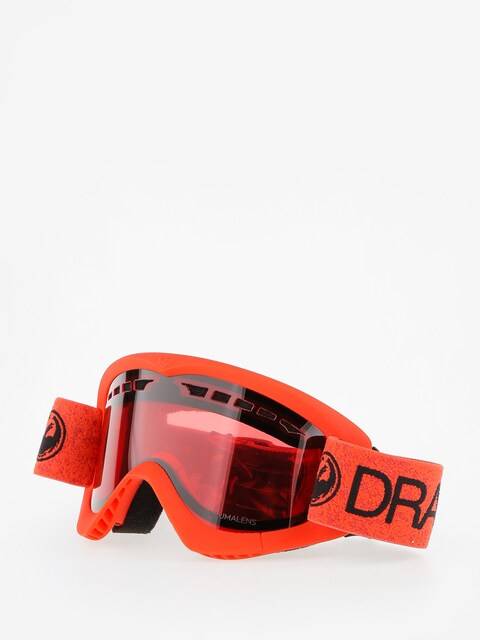 Dragon Goggles DXS (melon/lumalens rose)