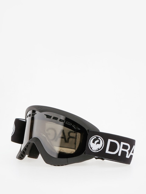 Dragon Goggles DXS (black/dark smoke)