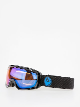 Dragon Goggles Rouge (split/lumalens blue ion/l amber)