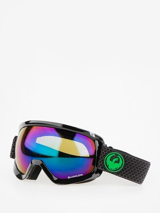 Dragon Goggles D3 (split/lumalens green ion/l amber)