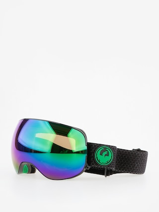 Dragon Goggles X2 (split/lumalens green ion/l amber)