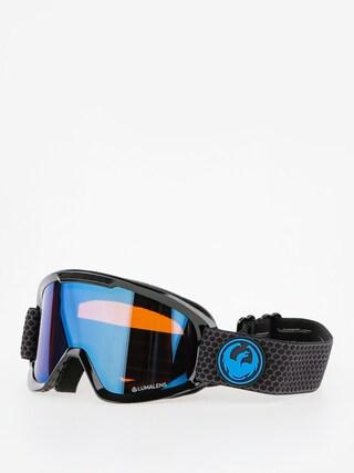 Dragon Goggles DX2 (split/lumalens blue ion/l amber)