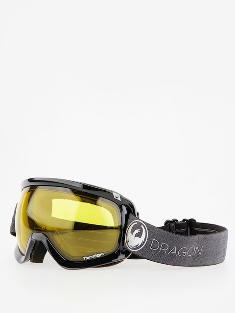 Dragon Goggle D3 (echo/transitions yellow)