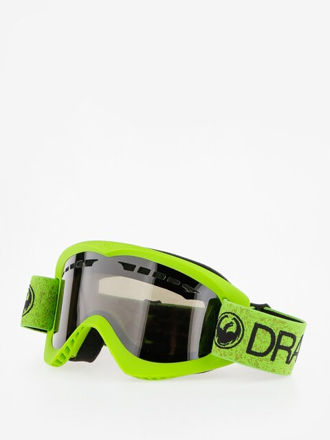 Dragon Goggles DX (green/dark smoke)