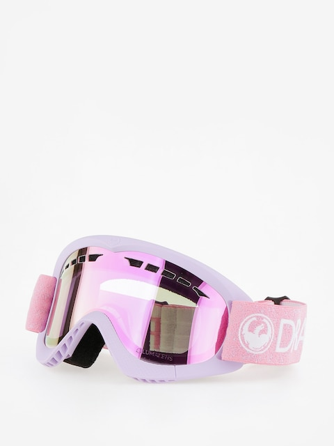 Dragon Goggles DXS (light pink/lumalens pink ion)