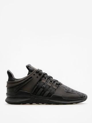adidas Shoes Eqt Support Adv (cblack/cblack/subgrn)