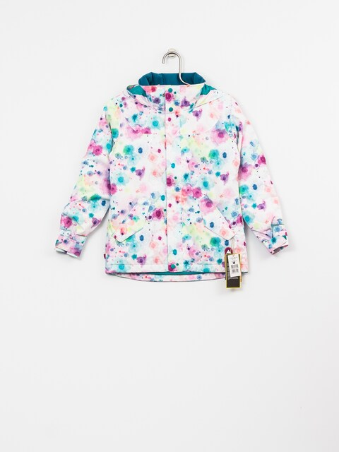 Burton Snowboard jacket Girls Elodie (drip dye)