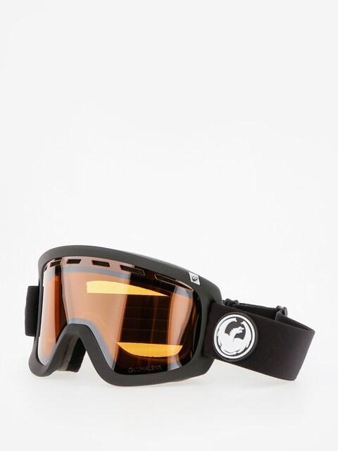 Dragon Goggles D1 (black/lumalens silver ion)