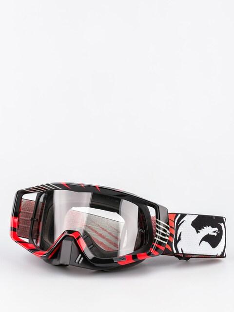 Dragon Vendetta Cross goggles (k vox red/clear @1361)