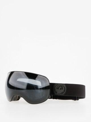 Dragon Goggles X2 (knight rider/dark smoke/l flash blue l rose)